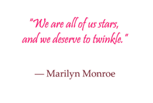 marilyn monroe quote - madeofjewelry