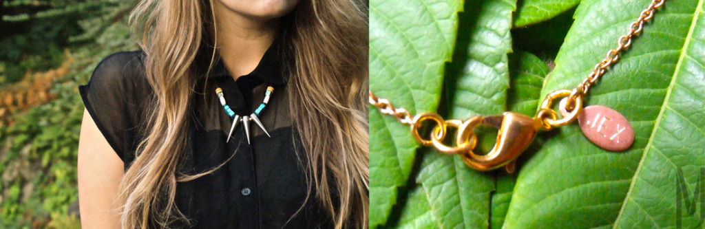 A R E I O S 2-WAY Necklace JEX - madeofjewelry