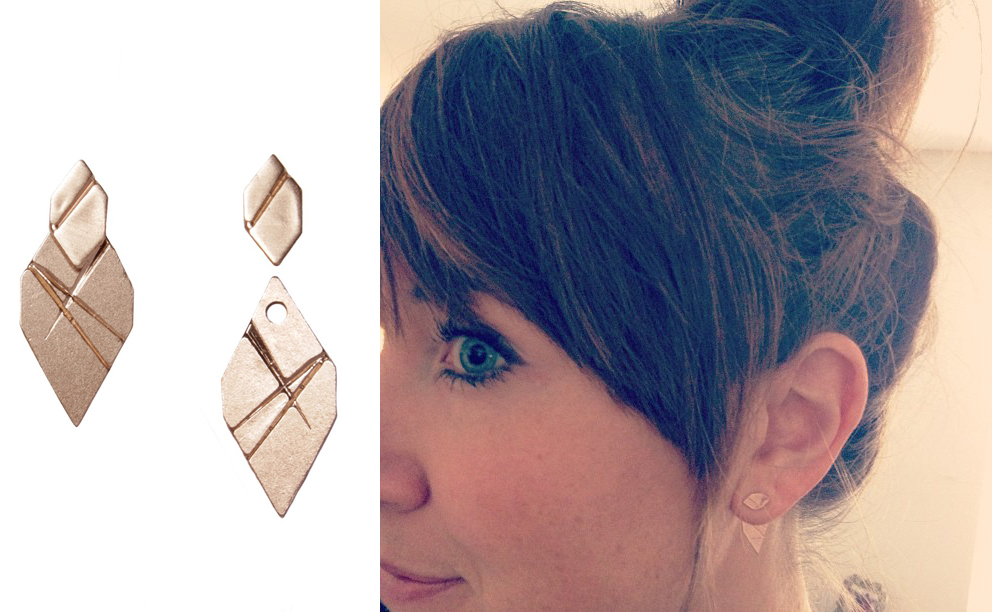 TK mini Leith earring - madeofjewelry