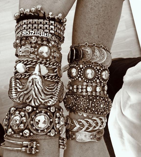 MEandLEX fleamarketarmor - madeofjewelry