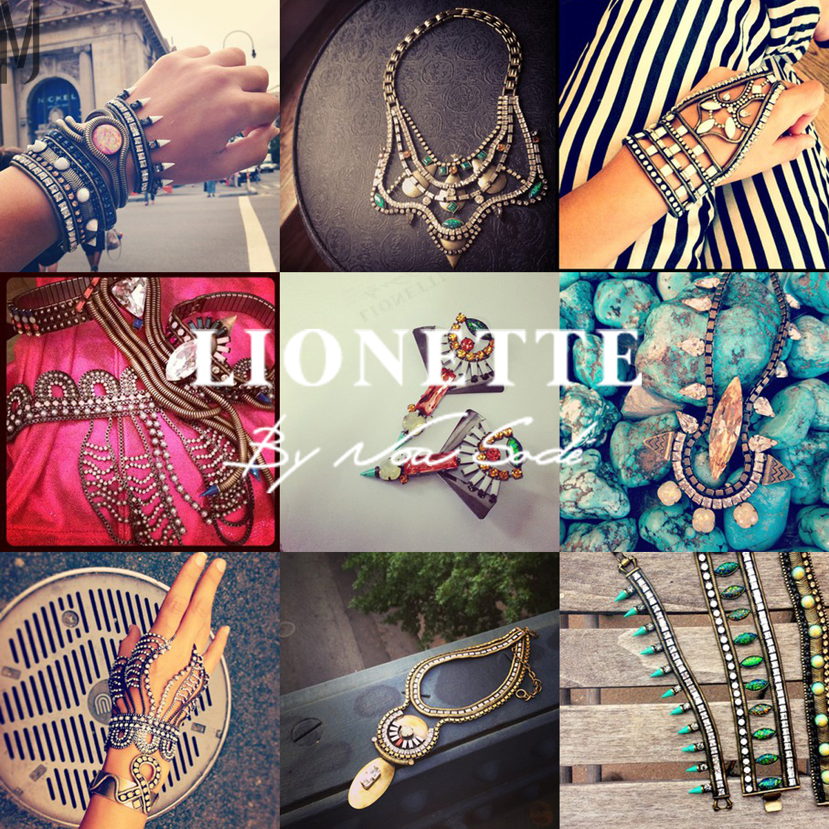 lionette - madeofjewelry