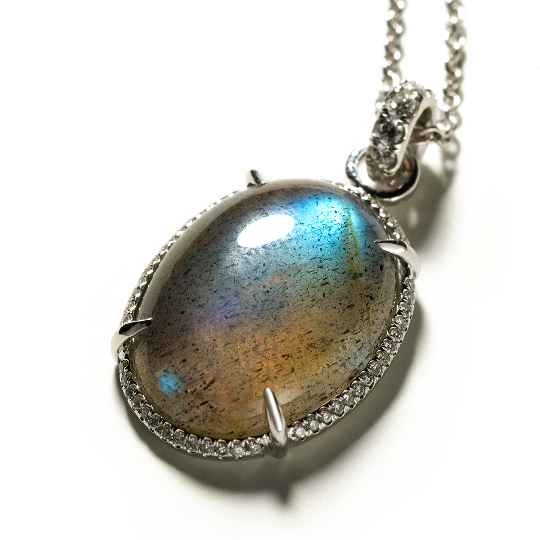 malmo pendant Nora Kogan - madeofjewelry