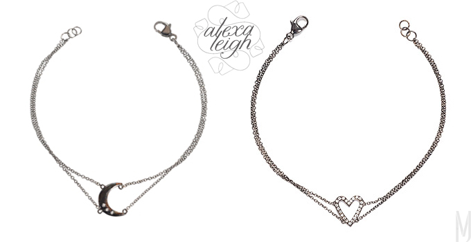 Alexa Leigh bracelets - madeofjewelry