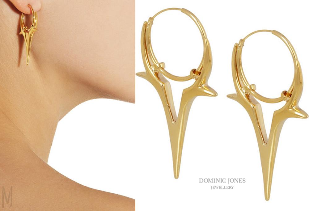 Dominic Jones Pegasusgoldplated - madeofjewelry