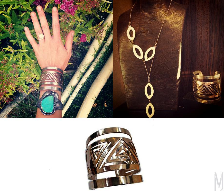 amanda jett cuff - madeofjewelry