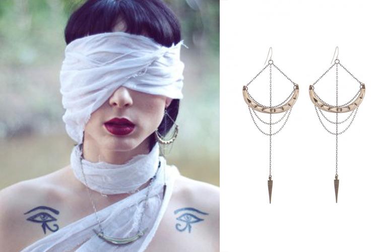 elza earrings axandapple - madeofjewelry