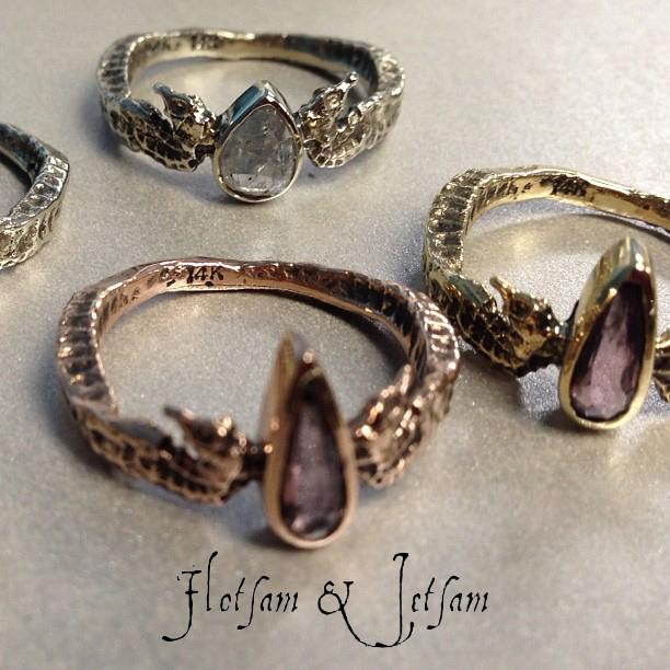 flotsamandjetsamny Neptunesdaughter - madeofjewelry
