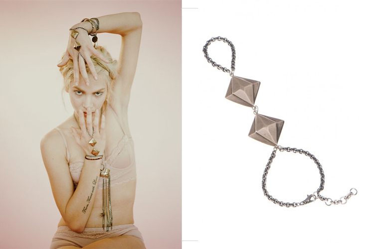snake eyes bracelet axandapple - madeofjewelry