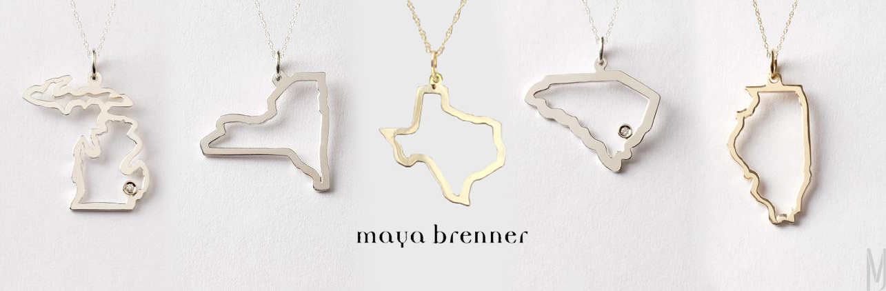 state necklaces maya brenner - madeofjewelry