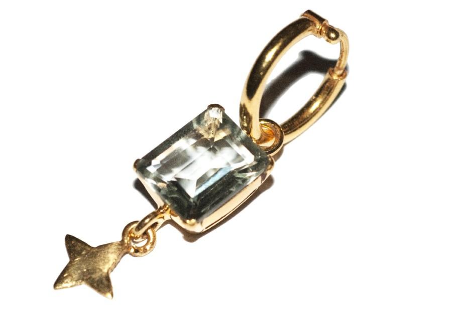 zara river Simon earring - madeofjewelry
