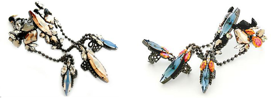 HouseOfEmmanuelle Gaga Claws - madeofjewelry