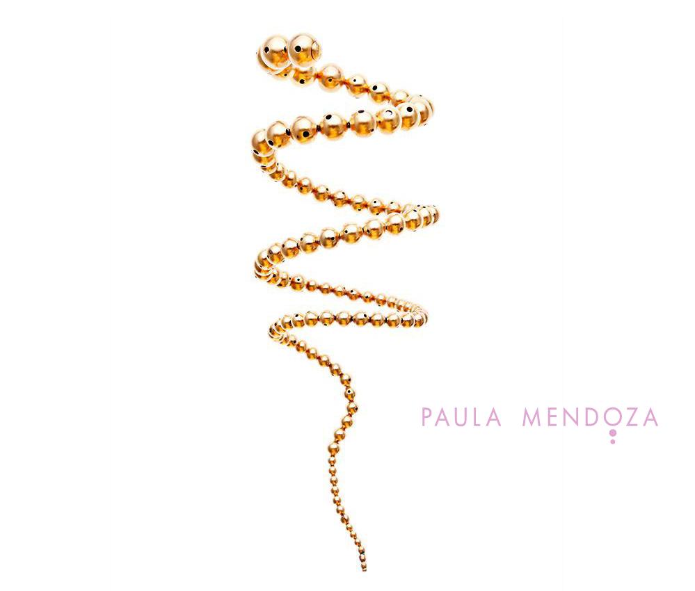 Paula Mendoza nereus bracelet - madeofjewelry