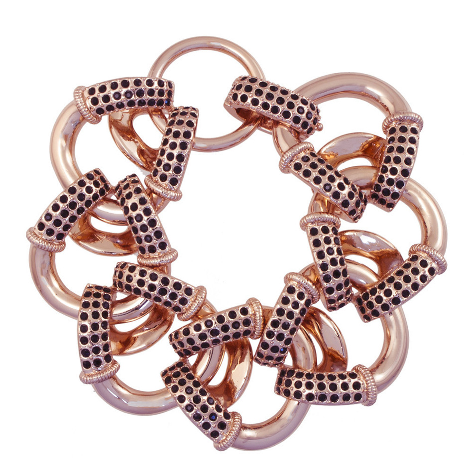 gilesandbrother encrusted_cortina_link_bracelet - madeofjewelry