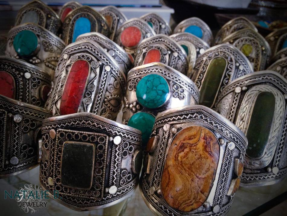 natalie b ava cuffs - madeofjewelry