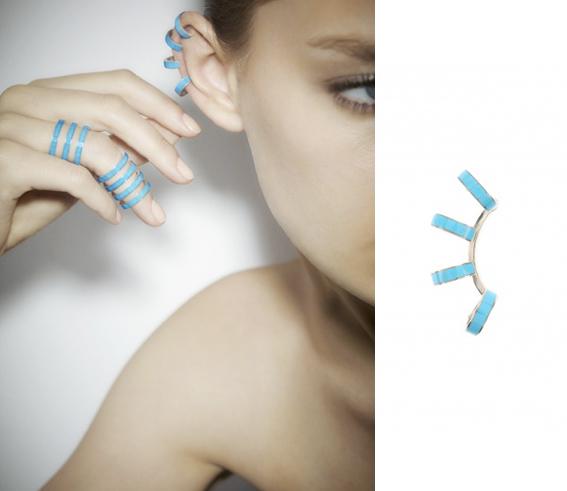 repossi x colette berbere earring - madeofjewelry
