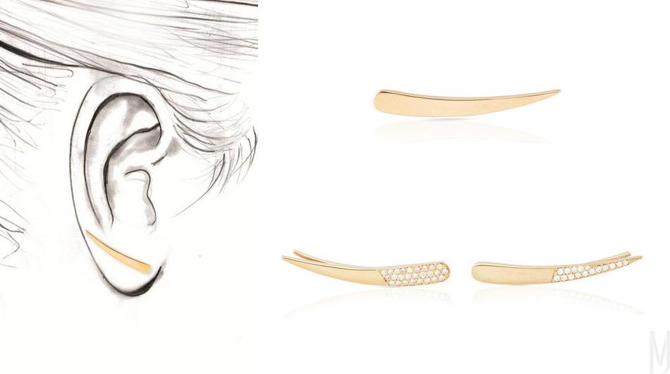 smithandmara skimmer earring - madeofjewelry