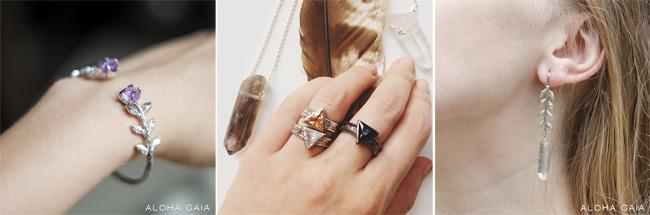 aloha gaia jewelry - madeofjewelry