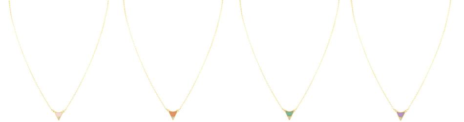 brandy pham lela single necklace - madeofjewelry
