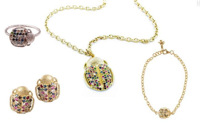 carolina bucci scarab - madeofjewelry