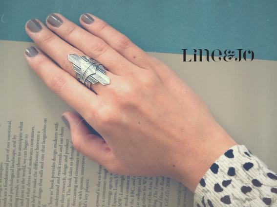 line&jo rubio ring - madeofjewelry