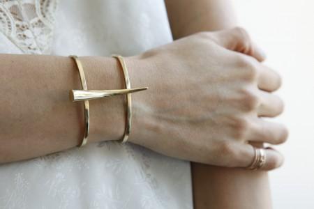 Gabriela Artigas Tusck bracelet - madeofjewelry