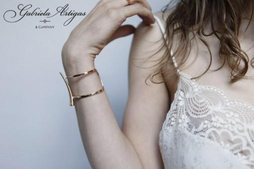Gabriela Artigas Tusk cuff - madeofjewelry