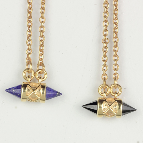 Katie diamond cree necklaces - madeofjewelry