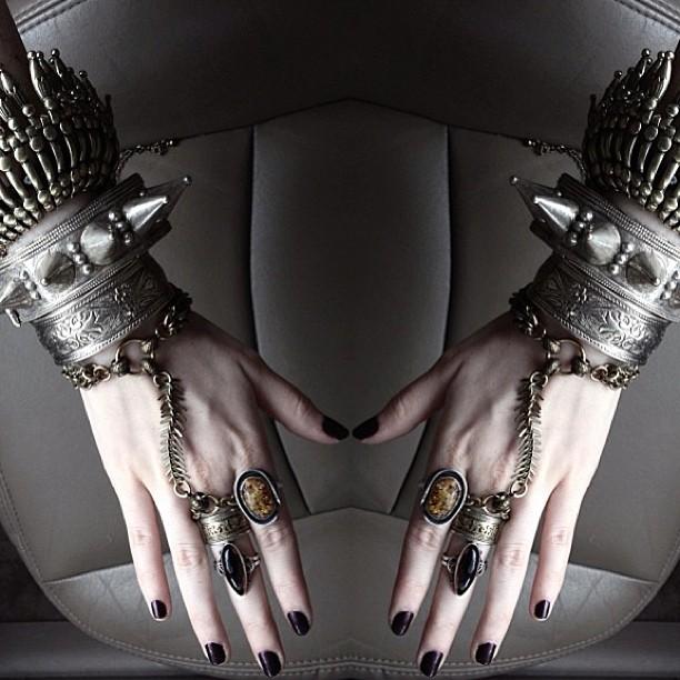 agra handpiece haatichai - madeofjewelry