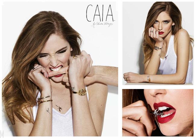 caia jewels by chiara ferragni - madeofjewelry