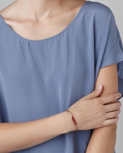 garnett jewelry scarlet spruce bracelet - madeofjewelry