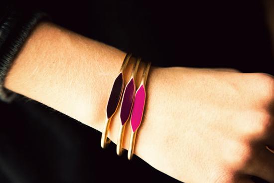 garnett spruce bracelets - madeofjewelry