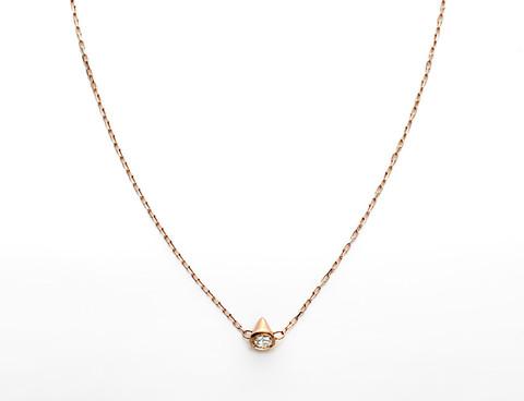 jillian dempsey Spike_Necklace - madeofjewelry
