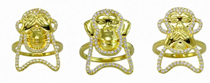 khaikhai jewelry  no evil - madeofjewelry