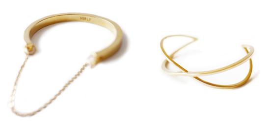 mirlo cuffs - madeofjewelry