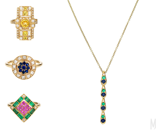 sabine g harlequin coll - madeofjewelry