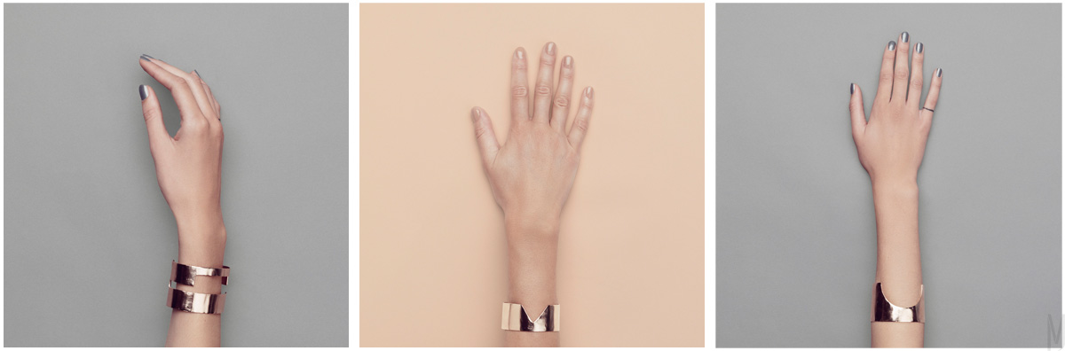 Bjorg Jewellery armpieces - madeofjewelry