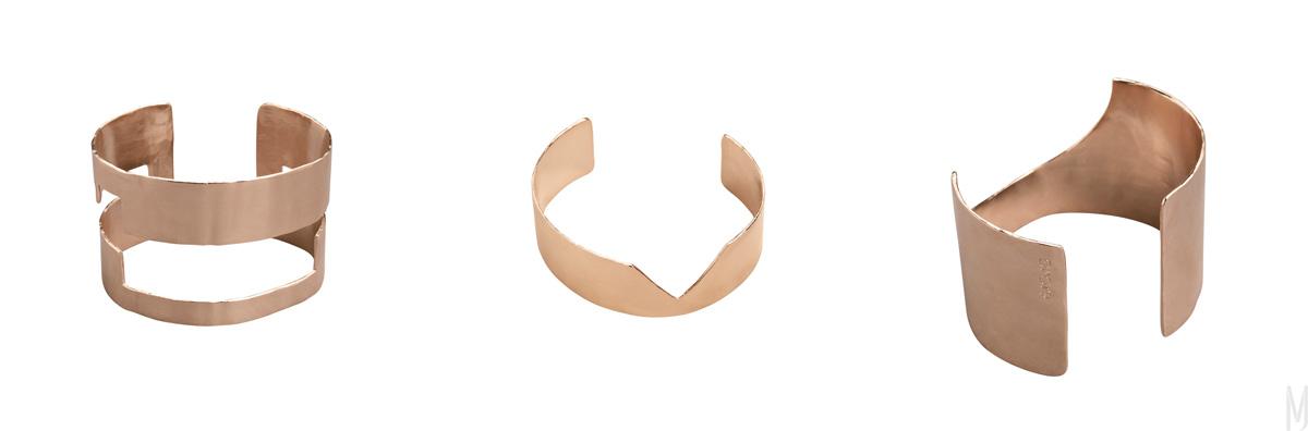 Bjorg armpieces - madeofjewelry
