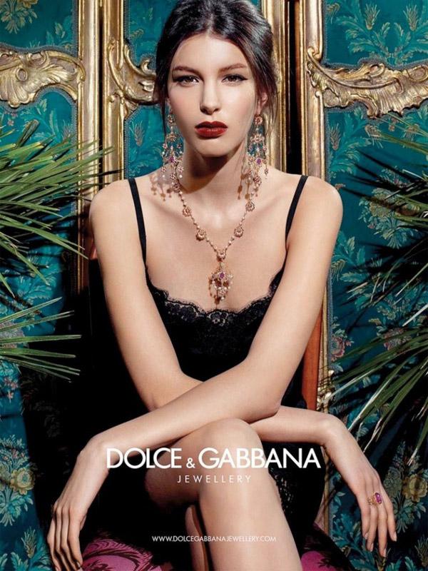 Dolce Gabbana Baroque Jewellery - madeofjewelry