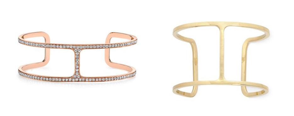 Karma El-Khalil t cuff roseark - madeofjewelry