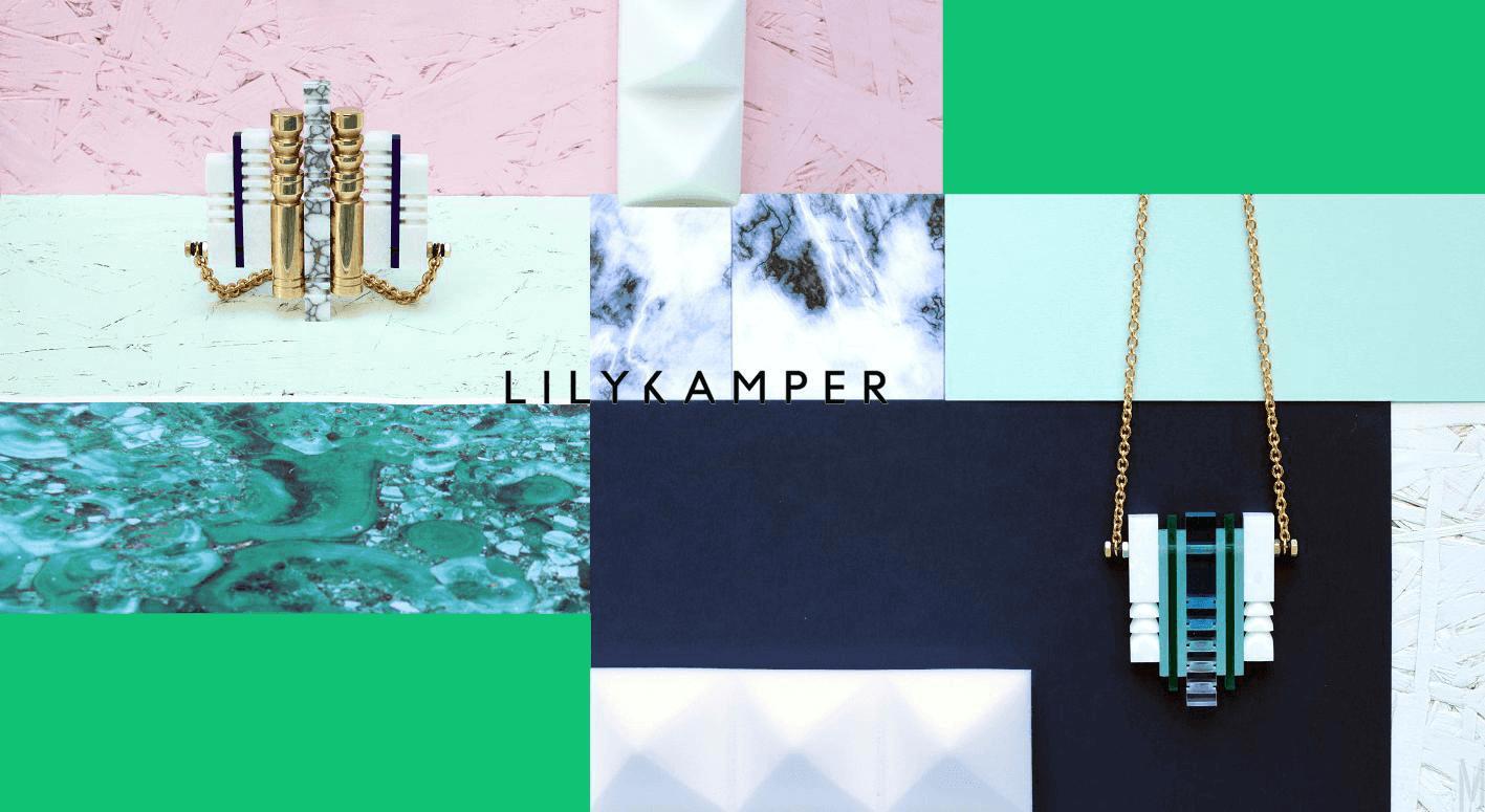 Lily Kamper jewelry - madeofjewelry