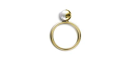 MG Tasaki alequinringwhite - madeofjewelry