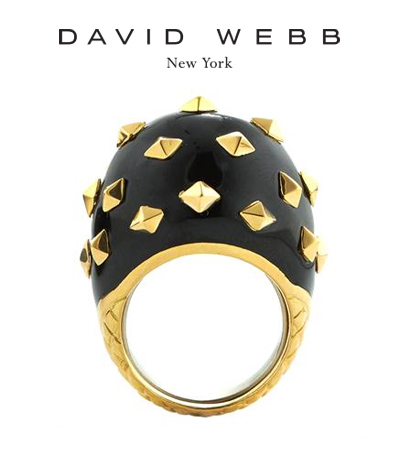 david webb jackie ring - madeofjewelry