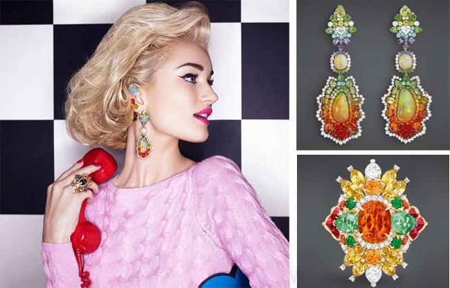harpers bazaar march 2014 rosie - madeofjewelry