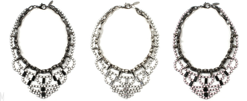 joomi lim let them eat cake necklace - madeofjewelry