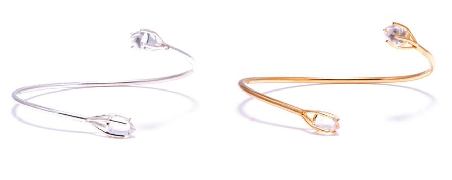 karenhsiang offset cuffs - madeofjewelry