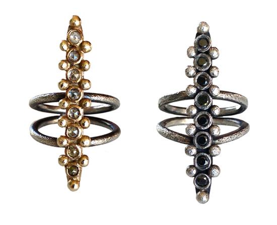motherofgideon sage rings - madeofjewelry