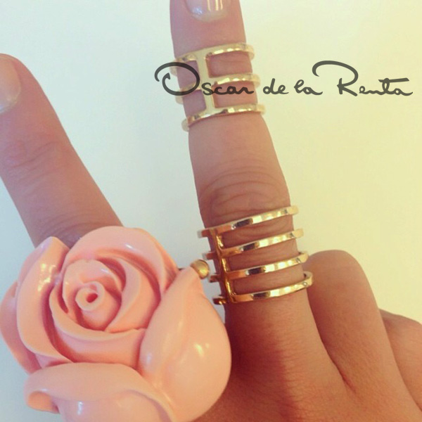 oscar de la renta ring - madeofjewelry
