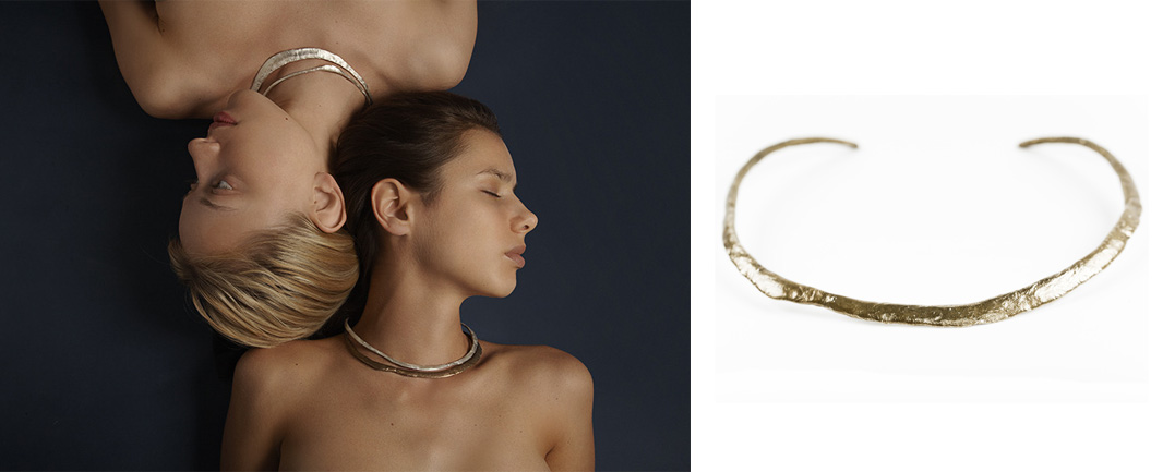 wwake right neck cuff - madeofjewelry
