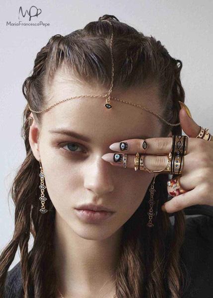 MFPepe spike ring - nmadeofjewelry
