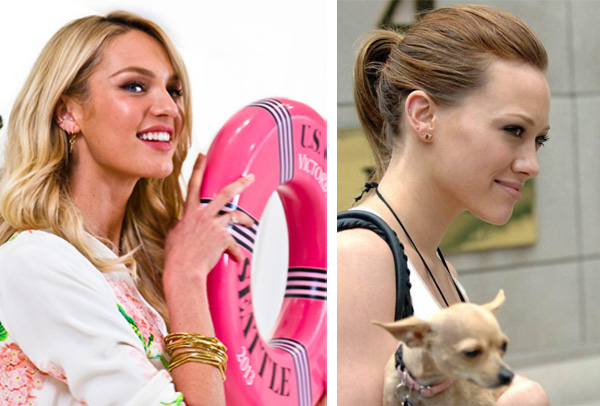candice swanepoel hilary duff - madeofjewelry